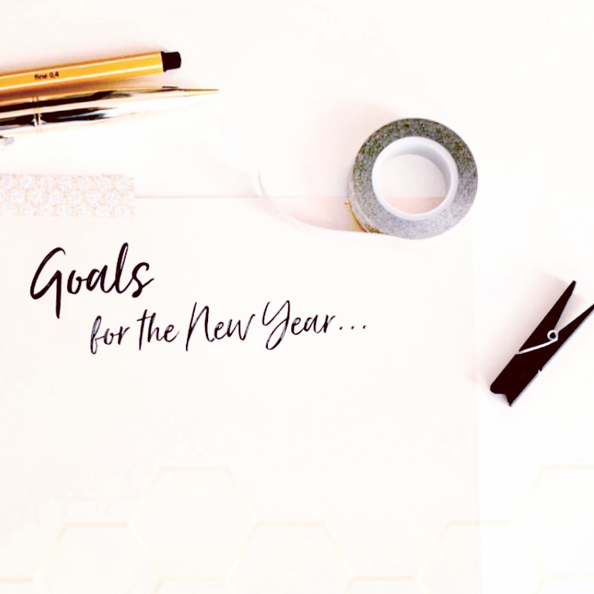 New Year's Resolutions: How To Do It
