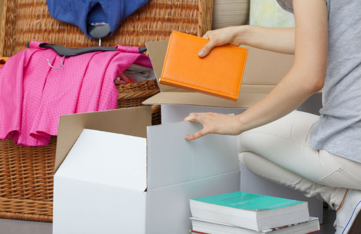 10 Mistakes You're Making That Are Contributing To A Cluttered Home